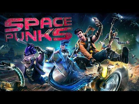 Trailer d'annonce de Space Punks