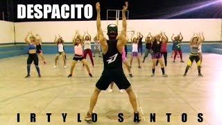 ZUMBA - Despacito   Luis Fonsi ft Daddy Yankee   Professor Irtylo Santos