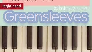 Greensleeves (푸른 옷 소매)