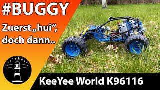 Neue Marke, Neue Farben und ein Rohrkrepierer - KeeYee World 96116 - Buggy