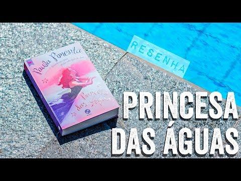 RESENHA: Princesa das Águas de Paula Pimenta | Ariany Lippi