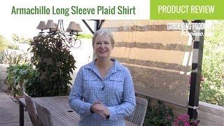 Review Of Armachillo Shirt From Duluth Trading Company | Gardening Products Review
