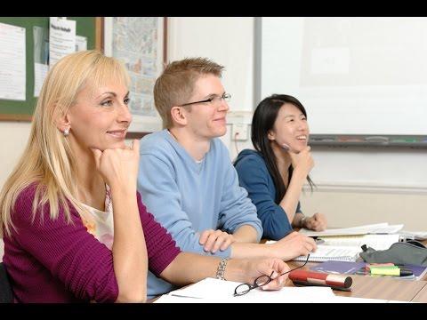 English teacher training courses, Verbalisti - YouTube