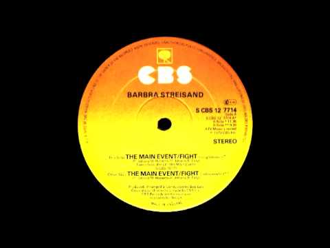 Barbra Streisand - The Main Event (Original Unedited Version) CBS Records 1979