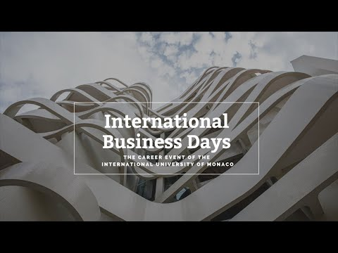 International Business Days - 10,11 &12 March 2020