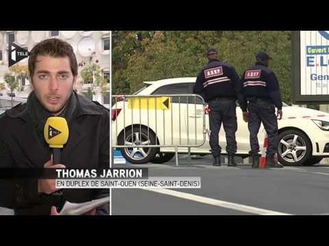 """Ile-Saint-Denis (93) : L'homme en cavale qui a tiré sur le policier """"fiché - S"""" pour radicalisation (MàJ vidéo)"""