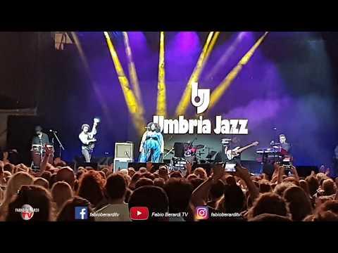 THORNETTA DAVIS Live - UMBRIA JAZZ 2019