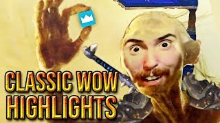 Asmongold's Descent Into Maldness - Classic WoW Highlights #4