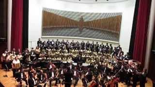 Coro A.M.E.N. México - ¡Cuán grande el Él!