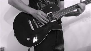 Cradle of Filth - The Persecution Song (Guitar Cover)