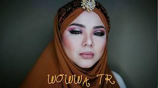 ARABIAN MAKEUP with WOWWA TR