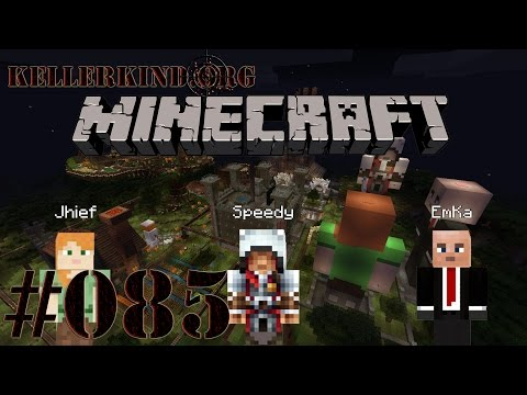 Kellerkind Minecraft SMP [HD] #085 – Haut aus Stein! ★ Let's Play Minecraft