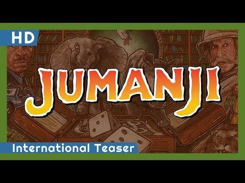 Jumanji Movie Trailer