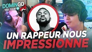 Un Jeune Rappeur Impressionne Toute L'équipe   LIVE