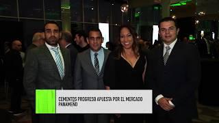 ECO TV   Cobertura de Lanzamiento Cementos Progreso en Panamá
