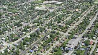 preview picture of video 'The City of Ottawa, La ville d'Ottawa - aerial shots'