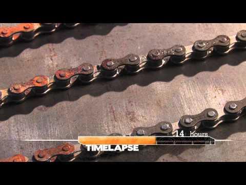 Tri-Flow Torture Tests: The Salt Spray Rust Test