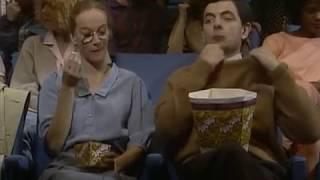 Mr Bean  At The Cinema  Mr Bean