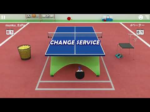 Virtual Table Tennis Is GOD