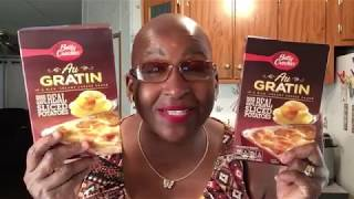 Cheesy Au Gratin Potatoes / How To Taste Homemade / Mukbang