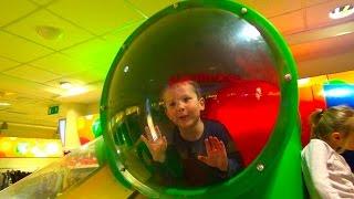 VLOG детская площадка Смикландия в магазине игрушек СМИК