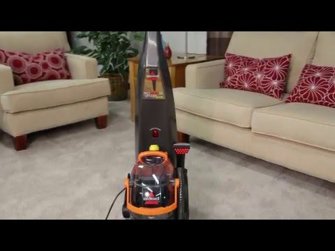 Lift-Off® Upright Carpet Cleaner - Heater Indicator Light