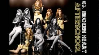 AFTERSCHOOL (アフタースクール) - BROKEN HEART feat. Jung-A,Raina,Nana,E-Young