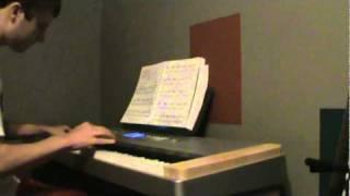 Hero- Abandon (On Piano)