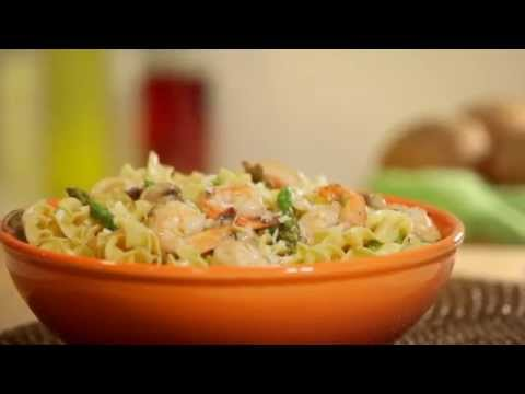 How to Make Shrimp and Asparagus Pasta   Pasta Recipes   Allrecipes.com
