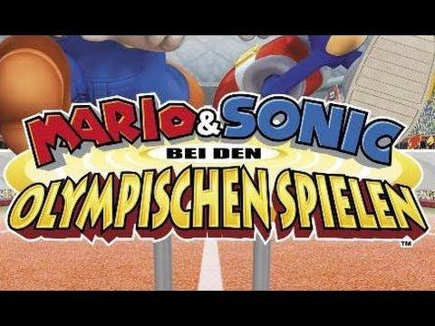 Let's Test # 06 - Mario & Sonic bei den Olympischen Spielen