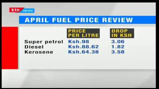 A sign of relief for drivers as pump fuel prices go down after ERC review