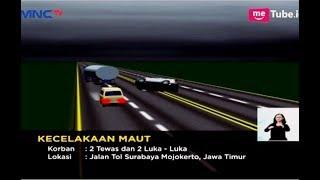 Istri Dan Ajudan Tewas, Begini Kronologi Kecelakaan Mobil Kapolres Tulungagung - LIS 28/09