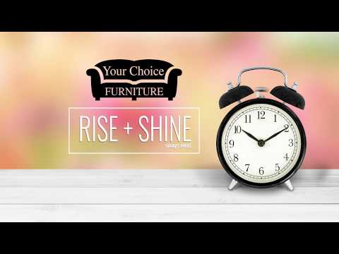 Rise and Shine Event - TV