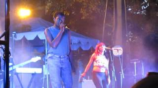 Shamir  In For The Kill  Live At Pitchfork 2016