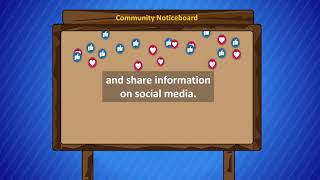 What is a community council?