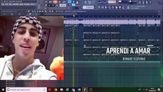 Brytiago    Aprendí A Amar (Beat Instrumental Reggaeton) 2019 Remake