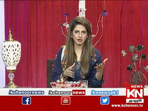 Good Morning 06 June 2020 | Kohenoor News Pakistan