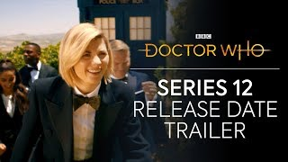 Series 12: Release Date Trailer