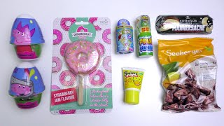 7 Random Candy Products