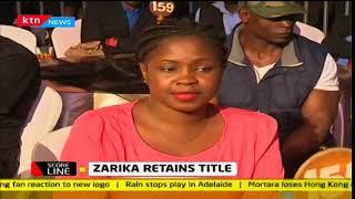 Fatuma zarika retains her WBC title