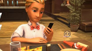 Dating Disaster ! First Dinner Date Simulator Awkward Fail Video Game