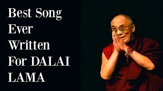 """Our Great Leader His Holiness """"The Dalai lama"""""""