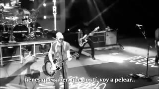 I´ll fight- Daughtry (español).