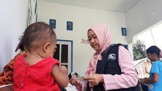 Alasan Ayu Dwi Mufidah, Dokter Muda yang Pilih Jadi Relawan Medis untuk Korban Bencana Sigi