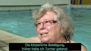 Video: VdK-TV: Fit mit Wassergymnastik!