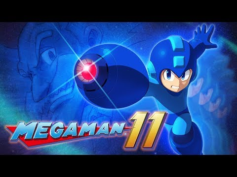 Mega Man 11 – Announcement Trailer