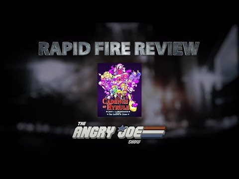 Cadence of Hyrule Rapid Fire Review