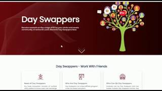 How To Accept Referral To Participate In Day Swappers