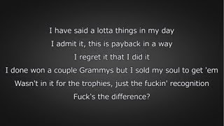 Eminem   Lucky You (ft. Joyner Lucas) (Lyrics)