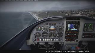 טסים ללבנון!?!?!?  (IVAO IFR TOUR LEG2)